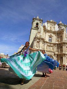 Guelaguetza, Oaxaca