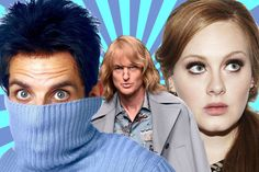 Zoolander AND Adele. http://bit.ly/1OQqDTw