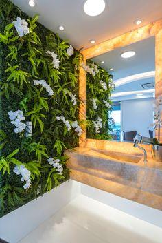 House Design, House, Luxurious Bedrooms, Diy Bedroom Decor, Cafe Interior Design, Bathroom Inspiration Decor, Greenery Wall Decor, Interior Deco, Washbasin Design