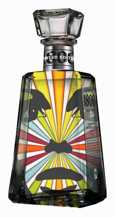 Nueva serie 1800 Tequila | Nice Fucking Graphics!