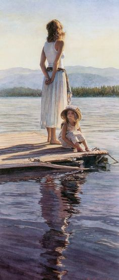 """Sharing the Silence"" - Steve Hanks"