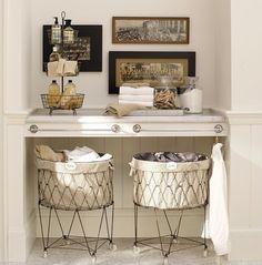 Pottery Barn - Laundry Baskets
