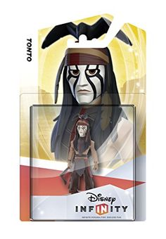 Disney Infinity Tonto Figure UK IMPORT * Click image to review more details. Note:It is Affiliate Link to Amazon.