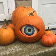 "flood on Twitter: ""my friend put a white pumpkin inside an orange pumpkin and...… """