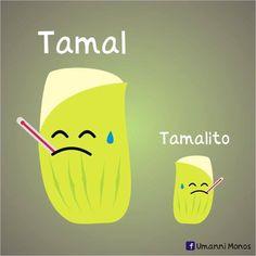 Tamal y tamalito