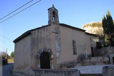 la chapelle Notre-Dame-de-la-Galline . Marseille