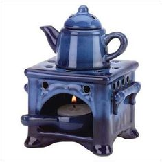 they need to make a Scentsy warmer like this! I would own one!