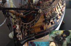 .El Nuestra Señora de Guadalupe, un navío de 50 cañones, fue construido en un astillero de México en 1702 y fue la nave capitana de la armada de Barlovento hasta 1715