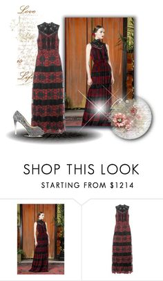 """""""Briella x"""" by xpinkplaymatex ❤ liked on Polyvore featuring Alice + Olivia and Jimmy Choo"""