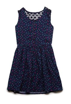 Crochet Floral Dress (Kids) | FOREVER21 #F21Girls #Juniors #SummerForever