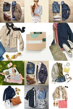 Stitch Fix 101 (Now for Men Too)! Details on Frugal Coupon Living.