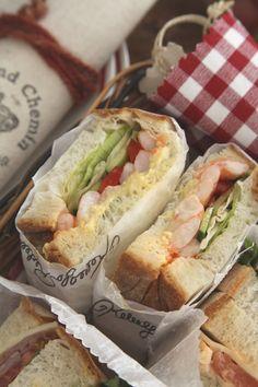 sandwich menu for Picnic