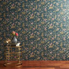 Image result for cole and sons hummingbird wallpaper