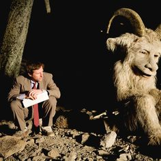 Spike Jonze behind the scenes of Where the Wild Things Are (2009)