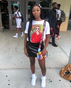 𝐏𝐈𝐍𝐓𝐄𝐑𝐄𝐒𝐓: 𝐓𝐫𝐨𝐩𝐢𝐜_𝐌 🌺 - Damen und Mode Swag Outfits For Girls, Teenage Outfits, Cute Swag Outfits, Dope Outfits, Cute Summer Outfits, Teen Fashion Outfits, Girly Outfits, Trendy Outfits, School Outfits