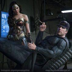 Fan edit by George Evangelista ~Oracle #Batman #dccomics #superman #manofsteel #dcuniverse #dc #marvel #superhero #greenarrow #arrow #justiceleague #deadpool #spiderman #theavengers #darkknight #joker #arkham #gotham #guardiansofthegalaxy #xmen #fantasticfour #wonderwoman #catwoman #suicidesquad #ironman #comics #hulk #captainamerica #antman #harleyquinn
