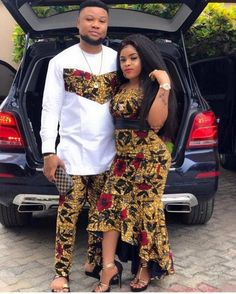 African couples clothing,African couples outfit, Africa couples wears, African w. By Diyanu Couples African Outfits, Latest African Fashion Dresses, African Dresses For Women, African Print Fashion, African Women, African Image, African Wedding Attire, African Attire, African Wear Styles For Men