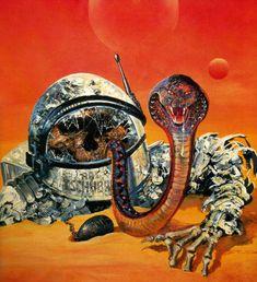 The Futuristic Age of Retro Sci-Fi 70s Sci Fi Art, Classic Sci Fi, Vintage Space, Sci Fi Horror, Science Fiction Art, Pulp Art, Futuristic, Fantasy, Retro