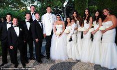 Kim Kardashian and Kris Humphries wedding photos: Inside the fairytail ceremony | Daily Mail Online