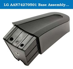 LG AAN74270501 Base Assembly, Neck. This is an authorized aftermarket product. Fits with various LG brand models. It has a oem part # AAN74270501.