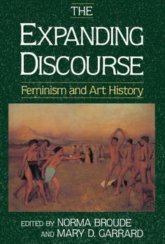 The Expanding Discourse: Feminism And Art History (Icon Editions) by Norma Broude, http://www.amazon.co.uk/dp/0064302075/ref=cm_sw_r_pi_dp_nILdsb0RB5C9Y