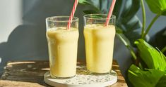 Lassi, Mango, Naan, Hot Dog, Cheddar, Glass Of Milk, Lime, Pudding, Drinks