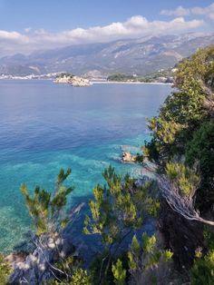 Montenegro. Sveti Stefan