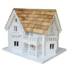 Classic Series Sleepy Hollow Cottage Birdhouse