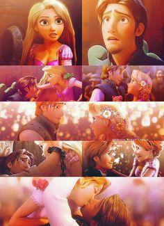 Rapunzel  Flynn or Eugene ;)