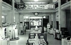 1950s appliance showroom - Google Search