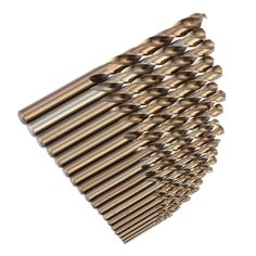 ==>Discount19pcsset Twist Drill Bit Set power Tools Round Shank Cobalt Drill Bit Woodworking Wood Metal tool Drilling broca madeira brocas19pcsset Twist Drill Bit Set power Tools Round Shank Cobalt Drill Bit Woodworking Wood Metal tool Drilling broca madeira brocasyou are on right place. Here we hav...Cleck Hot Deals >>> http://id149057638.cloudns.ditchyourip.com/32742735780.html images