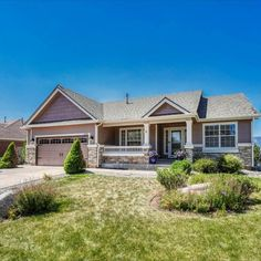 Move-in ready and waiting for your family is this spectacular ranch style home in Jackson Creek with outstanding Pikes Peak and the USAFA views that are second to none. Window Wall, Bay Window, Front Range, Pikes Peak, Backyard, Patio, Built In Cabinets, Ranch Style, Gas Fireplace