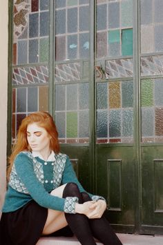 Towanda Knitwear :: Oliver Coat