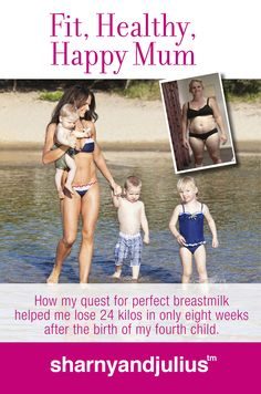 Fit, Healthy, Happy Mum (Physical Book)