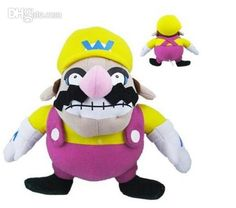 New Arrival Super Mario Bros Series 9 Wario Movies & TV & Cartoon & Video   Buy Wholesale On Line Direct from China