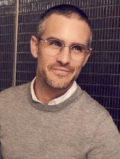269b348266769 Óculos de grau redondo masculino sem aro minimalista. Estilo e  personalidade para todos os gostos