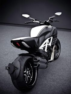 The Ducati Diavel Dark Motorcycle ($18,000) just looks mean — a bike you really wouldn't want to mess with. Description from pinterest.com. I searched for this on bing.com/images
