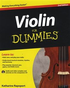 Violin For Dummies - 2nd Edition