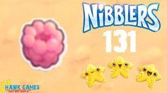 Nibblers - 3 Stars Walkthrough Level 131