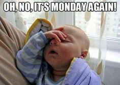 #sad #mondayagain