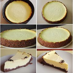 kivi: Základní cheesecake Cheesecake Cupcakes, Cheesecakes, Cake Recipes, Muffin, Goodies, Food And Drink, Sweets, Healthy Recipes, Baking