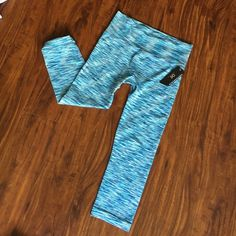 Athletic capris NWT super cute, color blue sky/ white/blue navy, these really add to an outfit  these are not Nike‼️ready to ship  Nike Pants Capris