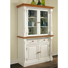 Home Styles Monarch Buffet and Hutch | Overstock.com Shopping - The Best Deals on Buffets
