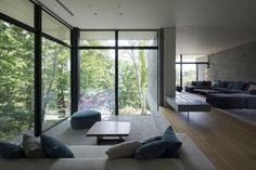 Gallery of The Clearwater House / Seshimo Architects + Peter Hahn Associates - 14