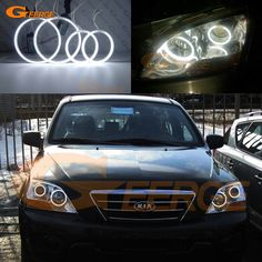 Cheap kit guitar, Buy Quality eye directly from China kit seal Suppliers: For Kia Sorento 2007 2008 2009 Excellent angel eyes Ultra bright illumination CCFL Angel Eyes kit Halo Ring Led Angel Eyes, Kia Sorento, Cheap Cars, Car Lights, Automobile, Bright, Kit, Free Shipping, China