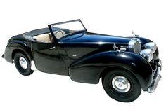 1949 Triumph Roadster TR2000.