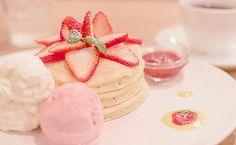 rainingteadrops: seasonal pancake (by Chikako Nobuhara) on flickr