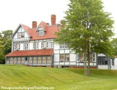The Emlem Physick Estate in Cape May New Jersey