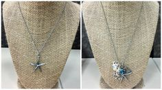 Wear one or wear all. Design this Laura Janelle enCHARMing necklace to tell your story.