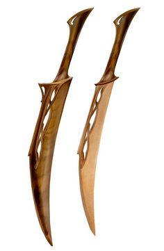 Elven weapon